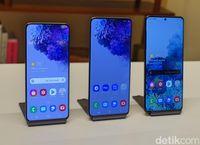 Harga dan Jadwal Pre Order Galaxy S20 di Indonesia