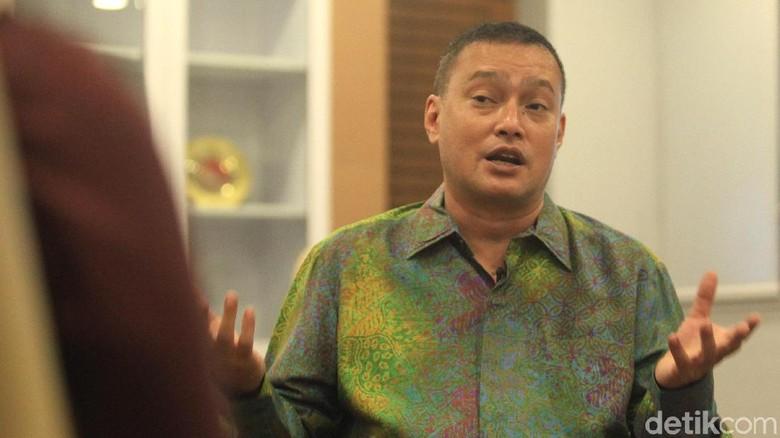 Kadisparekraf DKI Jakarta Cucu Ahmad Kurnia
