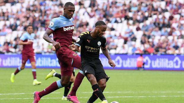 Laga Man City vs West Ham pada akhir pekan lalu ditunda karena Badai Ciara.