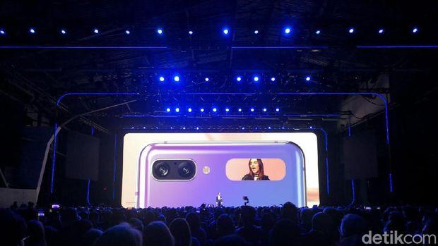 Resmi Dirilis, Ini Spesifikasi Galaxy Z Flip Berikut Harganya