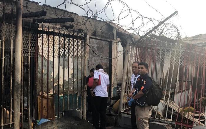 Kerusuhan serta kebakaran terjadi di Rutan Kabanjahe, Karo, Sumatera Utara. Polda Sumut mengatakan tahanan di rutan itu yang melakukan pembakaran.
