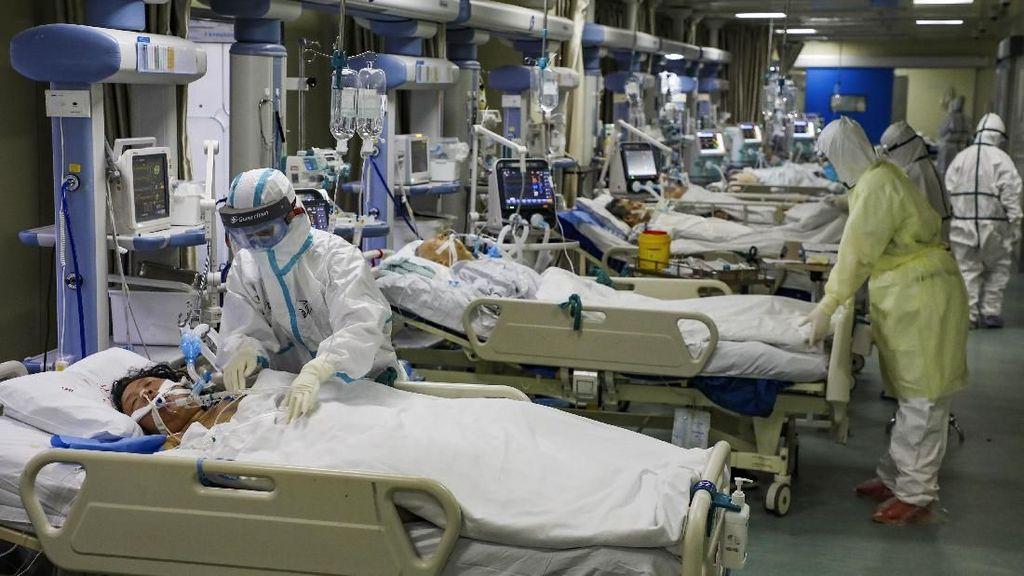 Meksiko Umumkan Kasus Pertama, 2 Pria Positif Virus Corona Usai ke Italia