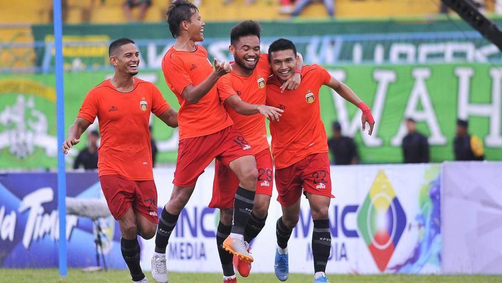 Bhayangkara FC Tak Mau Disebut Dream Team