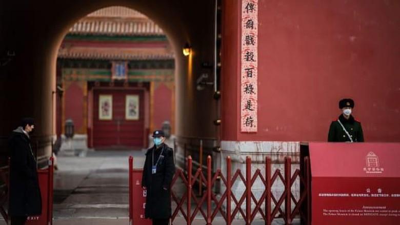 Museum Palace Beijing di China.