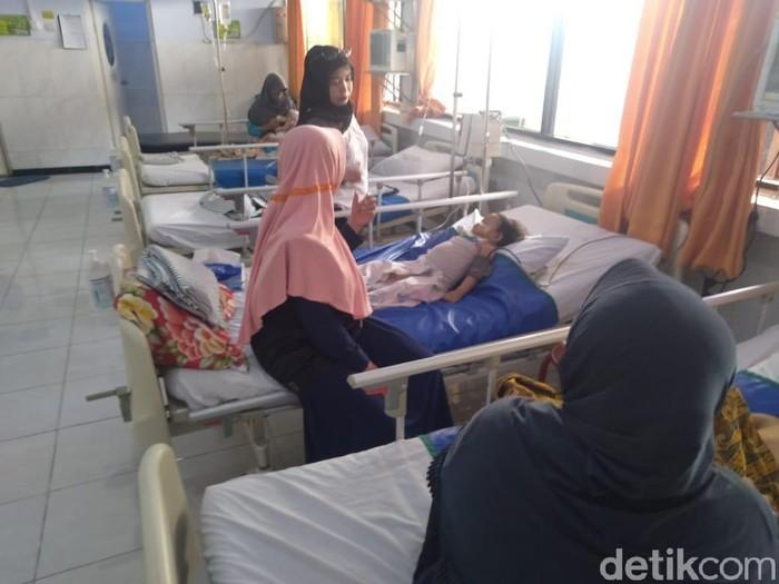 Kasus DBD di rsud Jombang Melonjak