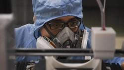 Beredar Penampakan Paru-paru Pasien Virus Corona Pertama di Italia