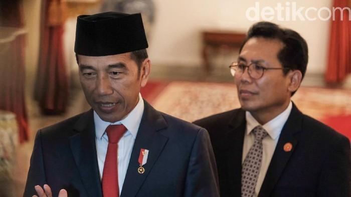 Presiden Joko Widodo (Jokowi). (Foto: Andhika/detikcom)