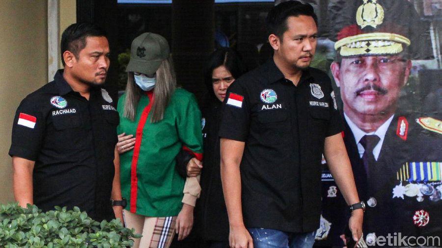 Lucinta Luna telah ditetapkan sebagai tersangka kasus narkoba oleh Polda Metro Jaya, Rabu (12/2/2020).