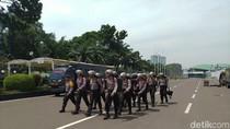 Buruh akan Demo di DPR Tolak Omnibus Law Cilaka, Polisi Bersiaga
