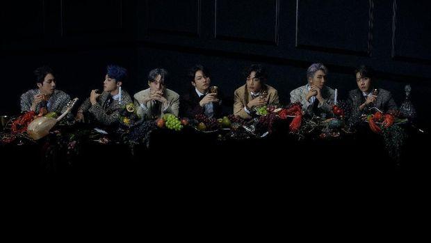 Ini Perbedaan Album 'Map of the Soul: 7' BTS versi Digital dan Fisik