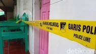 Hotel TKP Pria-Wanita Meninggal Digaris Polisi