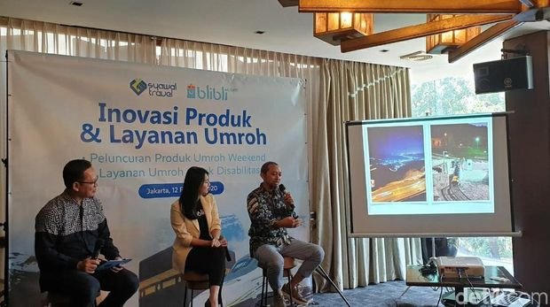Suasana press conference