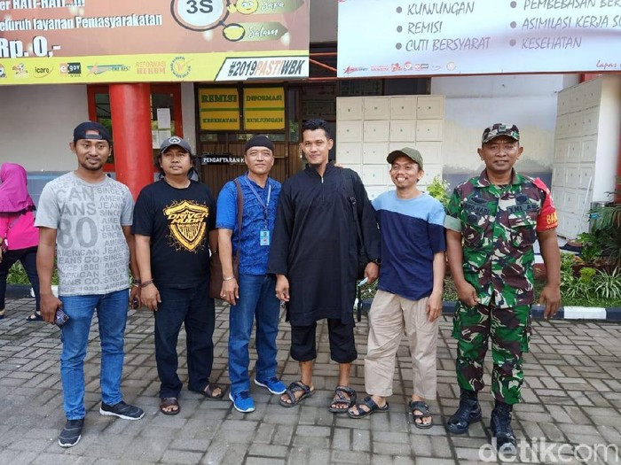 Riyanto, Napiter Asal Cilacap bebas