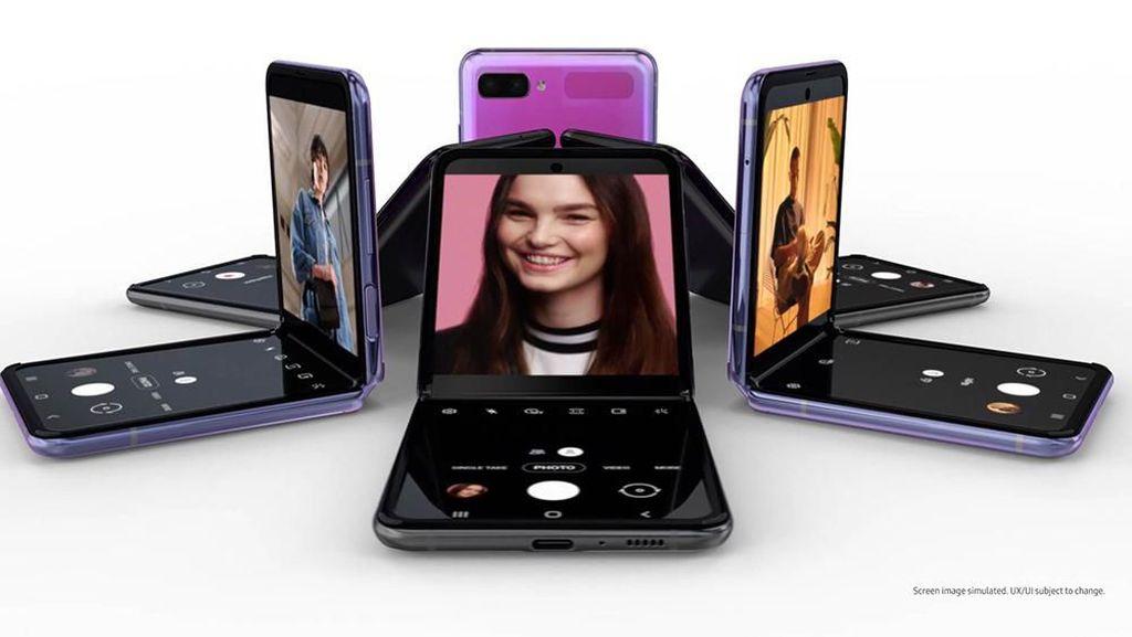 Masuk Indonesia, Harga Galaxy Z Flip Lebih Murah dari Galaxy Fold