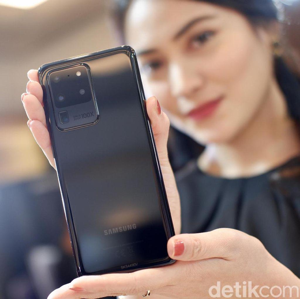 Ini Trik Samsung Hadapi Virus Corona