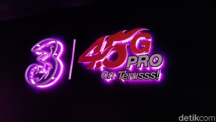 Tri Luncurkan Jaringan 4,5G