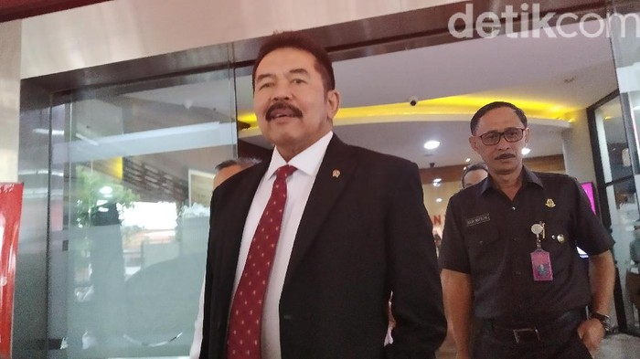 Jaksa Agung ST Burhanuddin (Wilda Hayatun Nufus/detikcom)
