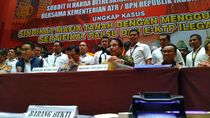 Menteri ATR Apresiasi Polri Ungkap Kasus Mafia Tanah Ratusan Miliar