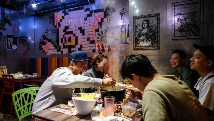 Hot pot sebarkan virus corona