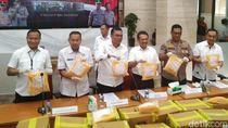 Bareskrim Ungkap Impor Kuning Telur Ilegal dari India Senilai Rp 1 M