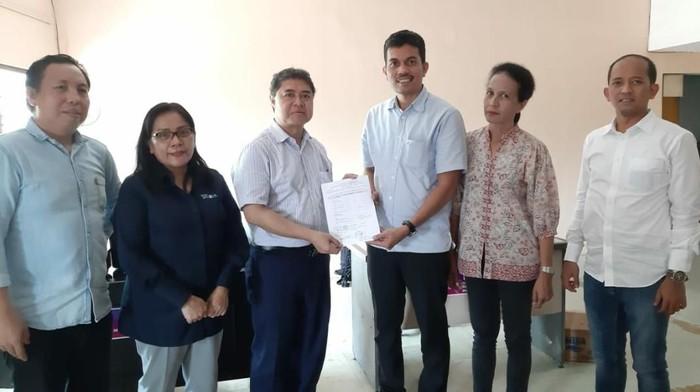 Dewan Pers melakukan verifikasi faktual terhadap Serikat Media Siber Indonesia (SMSI) DKI Jakarta (Dok. Istimewa)