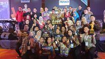 Sisihkan Puluhan Kampus, UMY Juarai Peradilan Semu Nasional Peradi