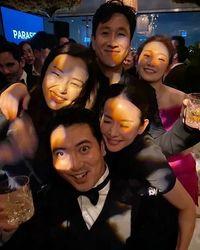 Ikut After Party Tim Parasite, Lee Honey dan Gong Hyo Jin Jadi Kontroversi
