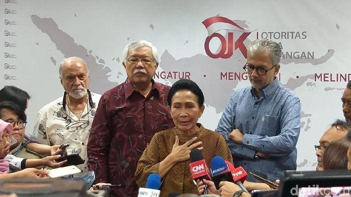 Nasabah Jiwasraya Tuntut OJK: Bayar Klaim Kami Tunai!