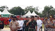 Panglima TNI Ungkap Tikus hingga Obat Nyamuk Jadi Media Bakar Hutan