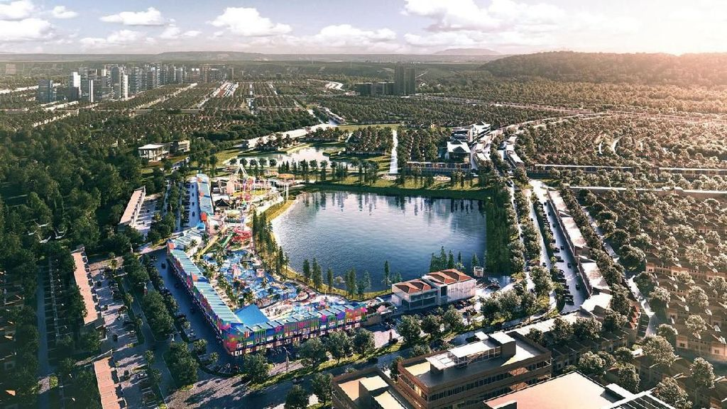 Citra Maja Raya Hadirkan Wahana Water Park di Tahun 2020