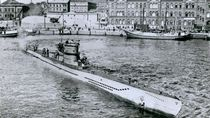 Cara Inggris Mengubur Kapal-kapal Selam Nazi