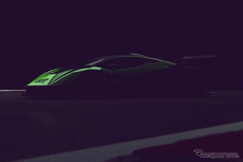 Lamborghini merilis teaser produk baru di kanal Youtube-nya (11/2/2020). Dalam video itu diperlihatkan bocoran hypercar baru Lamborghini yang dikembangkan divisi motorsport, Squadra Corse.