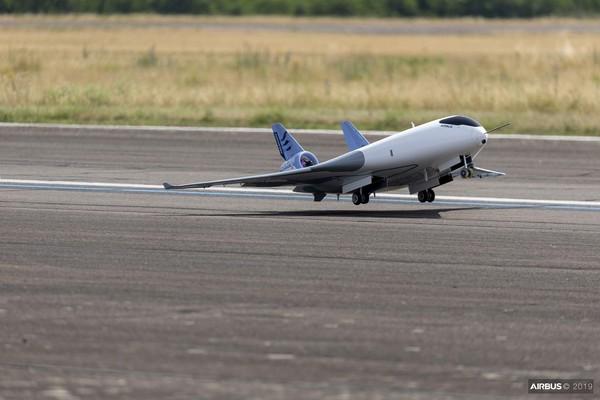 Tes MAVERIC akan berlanjut hingga pertengahan 2020 dan Airbus tak mematok waktu kapan pesawat itu memasuki layanan (Foto: Airbus)