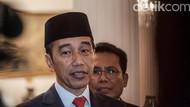 Jokowi: Jumlah Perkara di MA 2019 Hanya Tersisa 217
