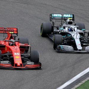 F1 2020 Kembali Molor Gegara Corona