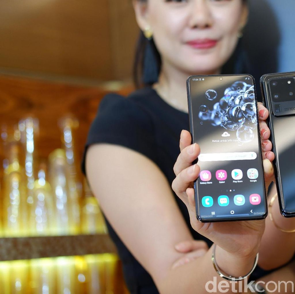 Galaxy S20 Ultra Jadi Smartphone dengan Layar Terbaik