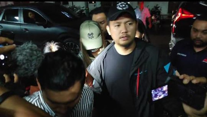 Lucinta Luna Ditahan di Rutan Polda Metro Jaya