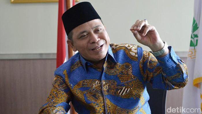 Wakil Ketua DPRD DKI Jakarta Misan Samsuri
