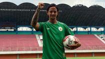 Pelatih PSS Tidak Khawatir Ditinggal Irfan Bachdim