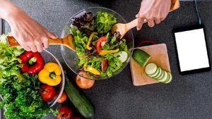 Plant Based Diet Diprediksi Bakal Booming di Kalangan Milenial