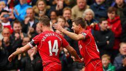 Jordan Henderson Bukan Bayang-bayang Steven Gerrard