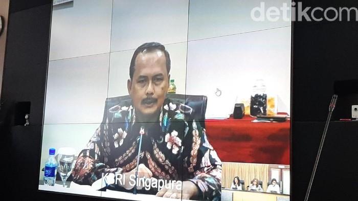 Duta Besar Indonesia untuk Sengapura, I Gede Ngurah Swajaya