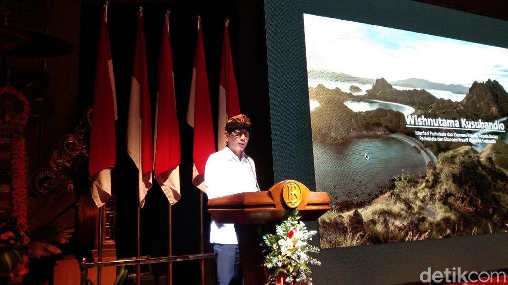 Imbauan Lengkap Menparekraf untuk Pelaku Industri Wisata Hadapi Corona