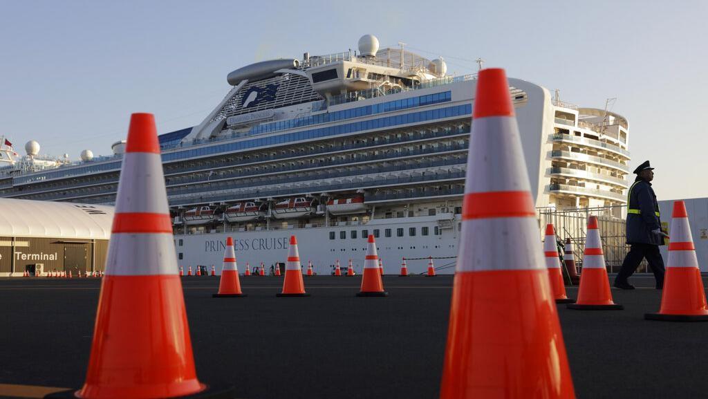 Kini 218 Orang Positif Virus Corona di Kapal Pesiar Jepang