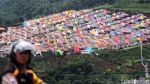 Warna-warni Rumah Subsidi di Kampung Geulis Sumedang