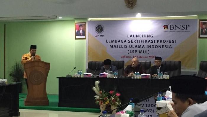 MUI luncurkan Lembaga Sertifikasi Profesi (LSP)