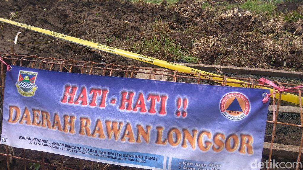 Pingggir Tol Cipularang Km 118 Kembali Longsor, Jasa Marga: Hoaks