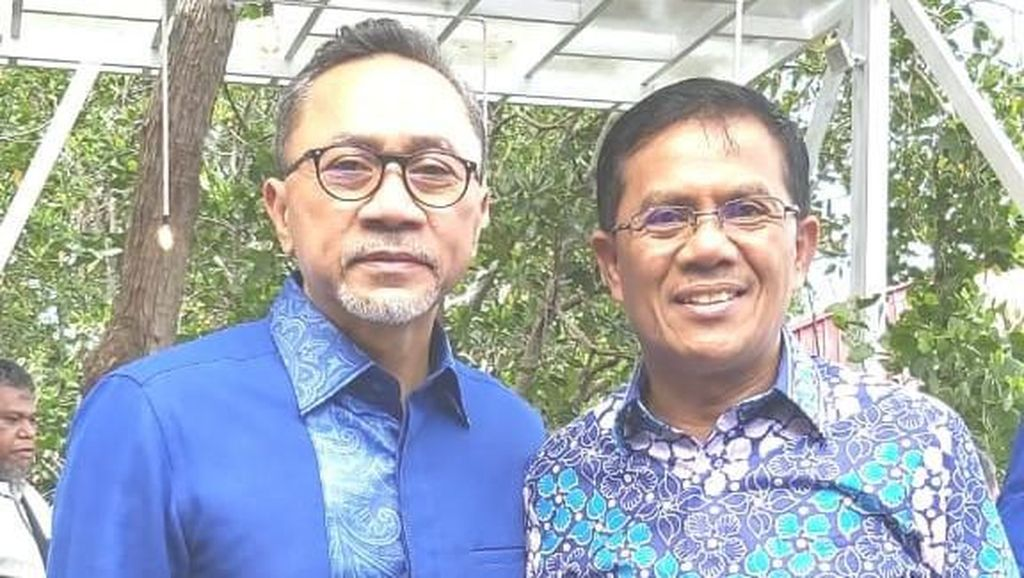 Wagub Sulteng Terima SK PAN Maju Pilgub 2020, Bagaimana Nasib Pasha?