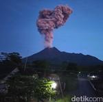 Merapi Erupsi, Ingat Lagi Berkendara Aman saat Gunung Meletus