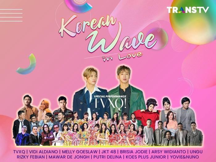 Korean Wave in Love